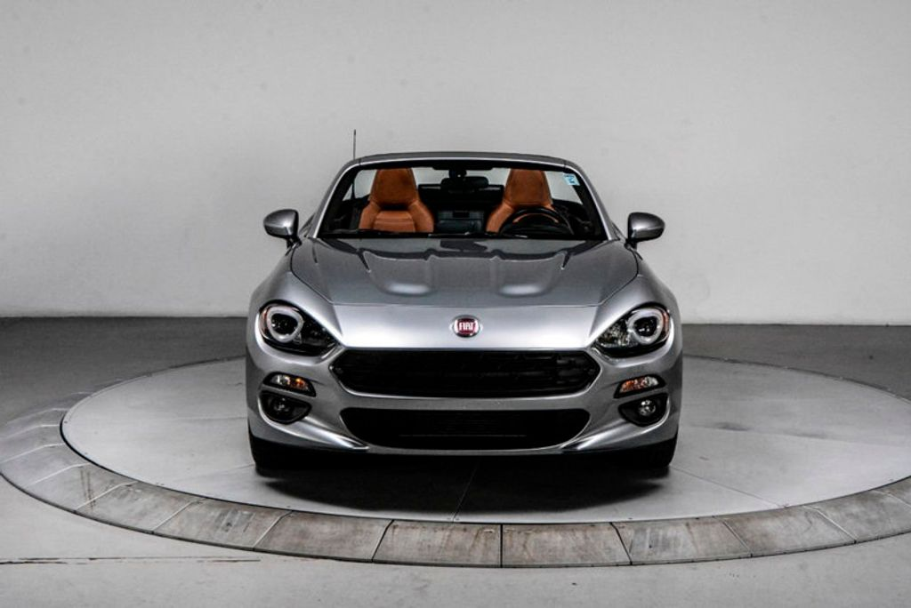 2017 FIAT 124 Spider Lusso Convertible - 18052700 - 8