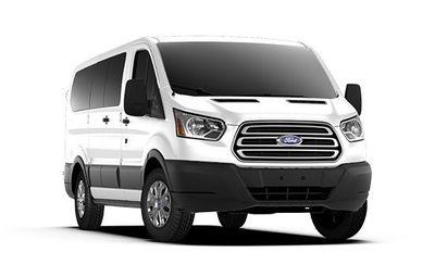 2017 Ford 15 Passenger Van