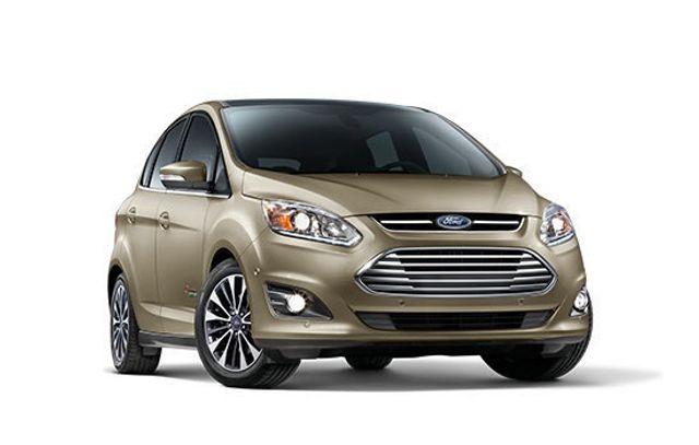 2017 Ford C-Max Hybrid  - 16509253 - 0