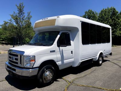 Used buses, used shuttle bus inventory, wheelchair lift