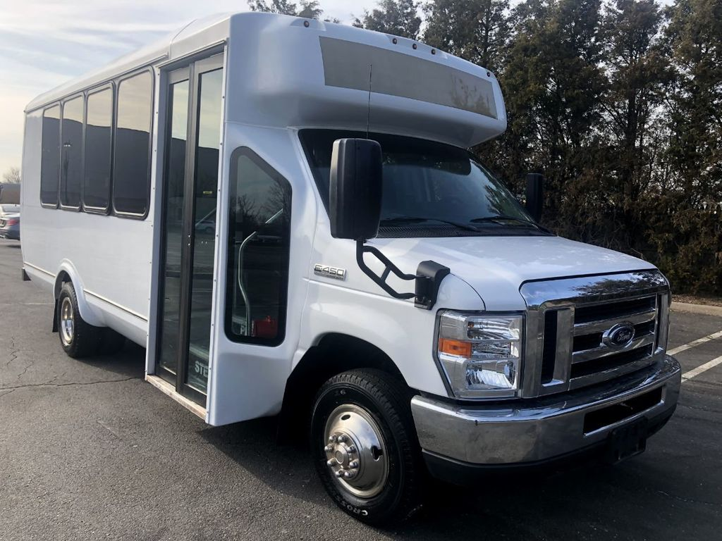 2017 Ford E450 Eldorado Shuttle Bus Non-CDL For Sale For Church Senior Tour Charter Student Hotel Transport - 18678055 - 2