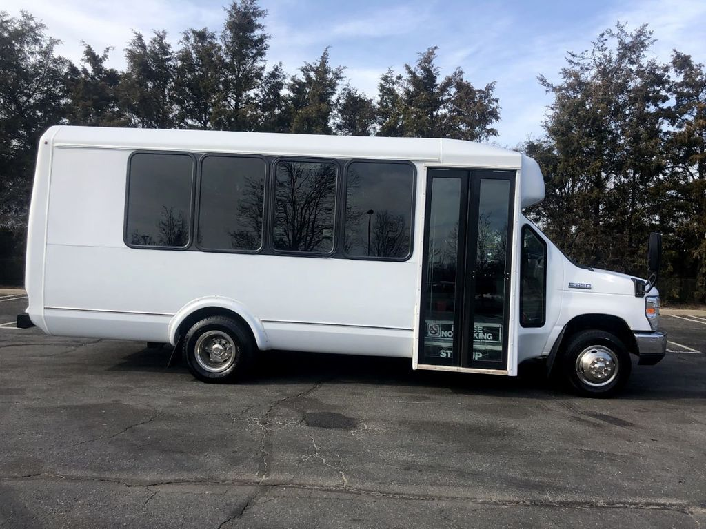 2017 Ford E450 Eldorado Shuttle Bus Non-CDL For Sale For Church Senior Tour Charter Student Hotel Transport - 18678055 - 4