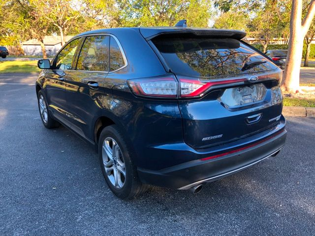 2017 Ford Edge Titanium AWD - Click to see full-size photo viewer