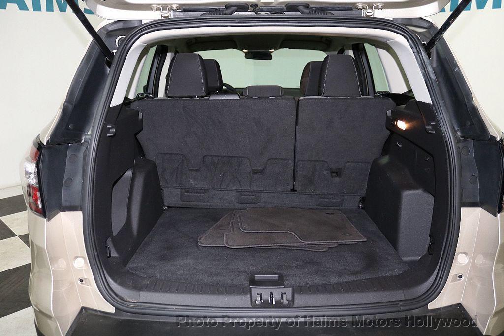 2017 Ford Escape FWD 4dr S - 18416353 - 7