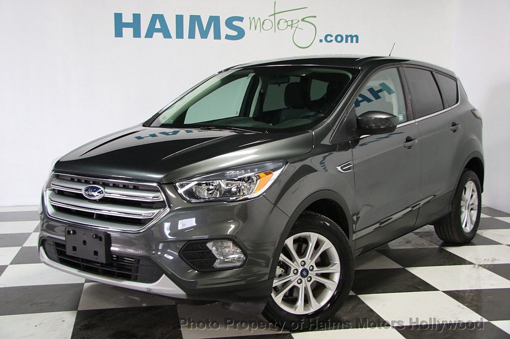 Used Ford Escape >> 2017 Used Ford Escape Se 4wd At Haims Motors Serving Fort Lauderdale