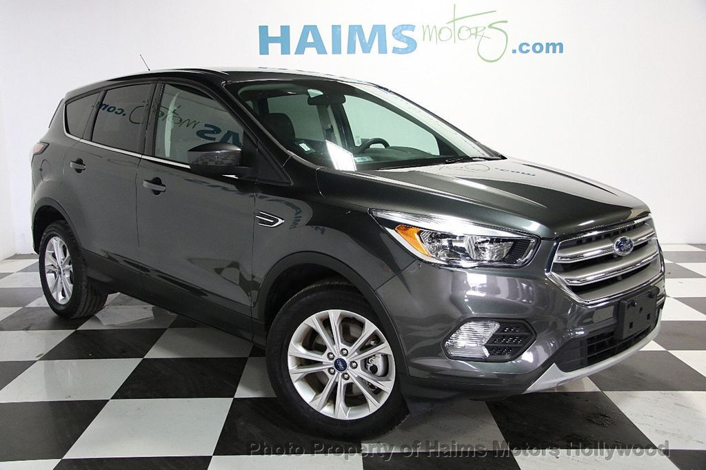 2017 used ford escape se 4wd at haims motors serving fort lauderdale hollywood miami fl iid. Black Bedroom Furniture Sets. Home Design Ideas