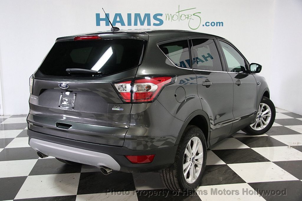 2017 used ford escape se 4wd at haims motors ft lauderdale serving lauderdale lakes fl iid. Black Bedroom Furniture Sets. Home Design Ideas