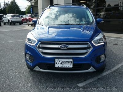 2017 Ford Escape Titanium 4WD - Click to see full-size photo viewer