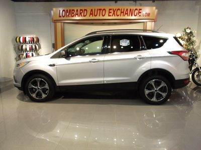 2017 Ford ESCAPE  SE LEATHER