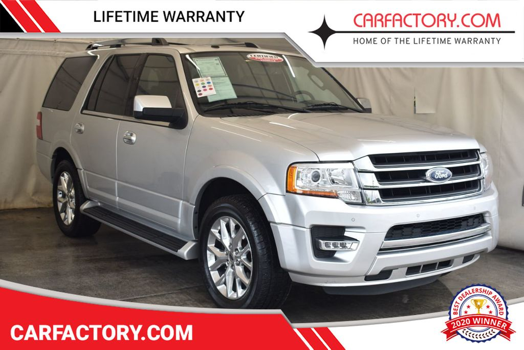 2017 Ford Expedition Limited 4x2 - 18025426 - 0