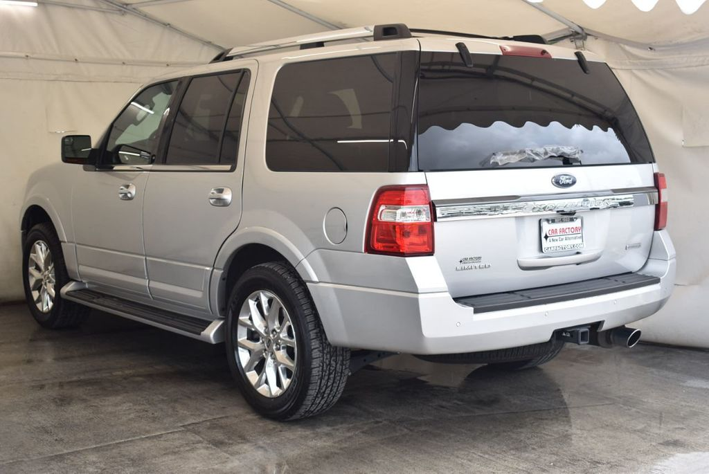 2017 Ford Expedition Limited 4x2 - 18025426 - 3