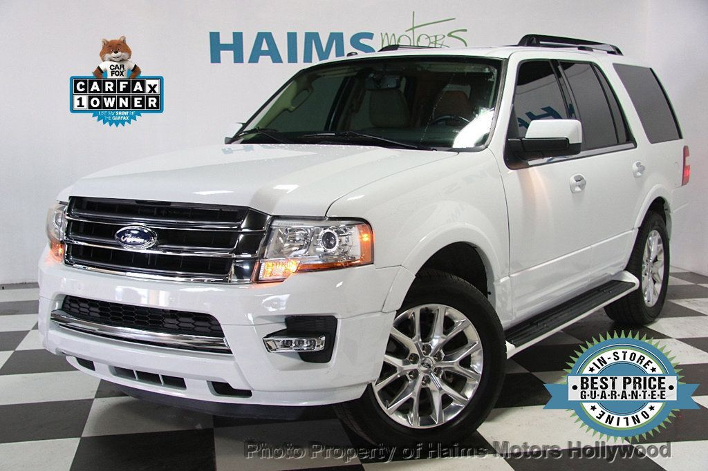 2017 ford expedition limited 4x2 suv for sale in hollywood fl 32 977 on. Black Bedroom Furniture Sets. Home Design Ideas