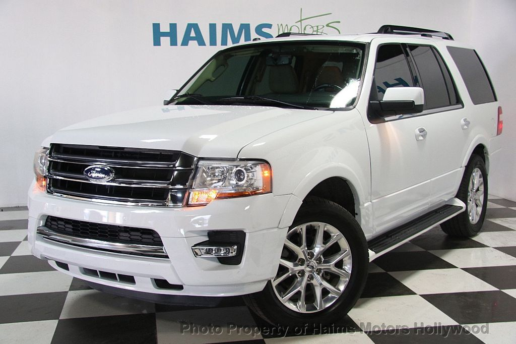 2017 Ford Expedition Limited 4x2 - 17075301 - 1