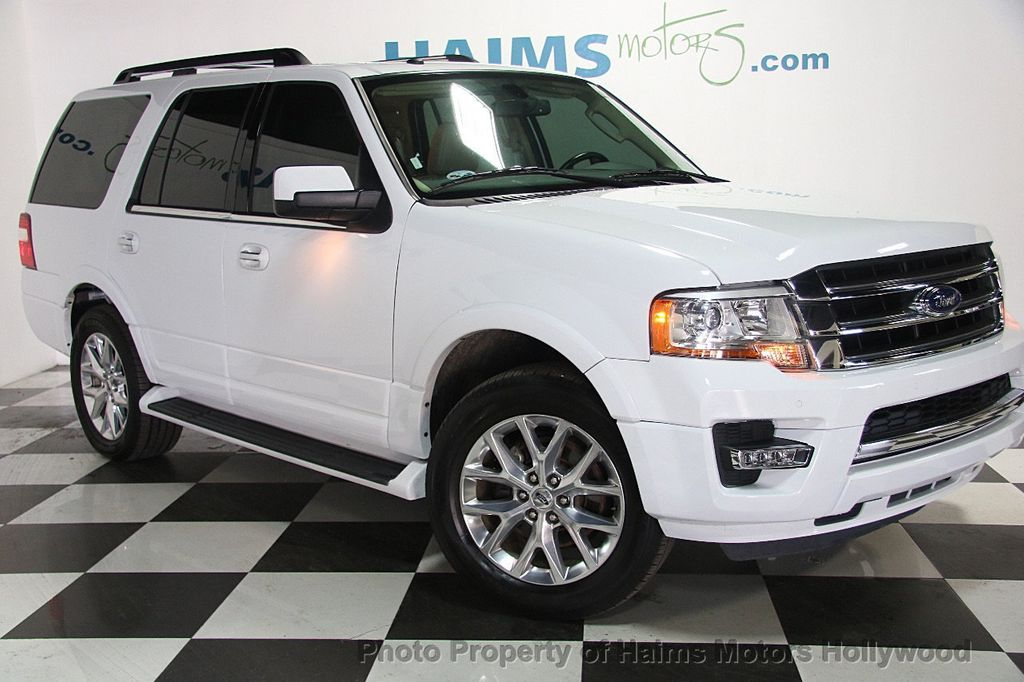 2017 Ford Expedition Limited 4x2 - 17075301 - 3