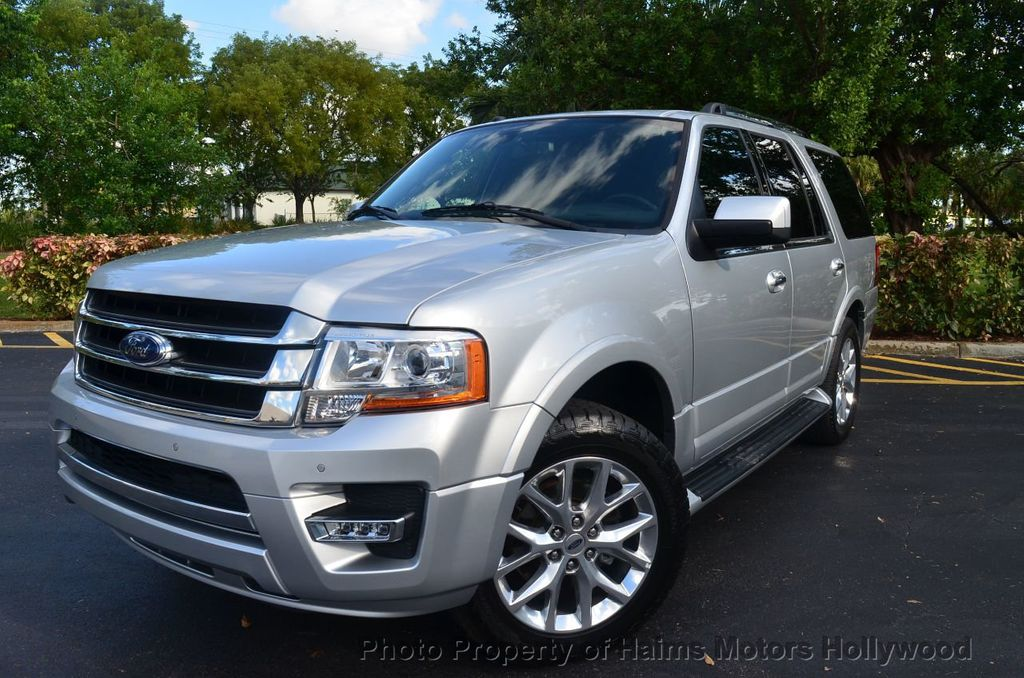 2017 Ford Expedition Limited 4x2 - 18172165 - 0