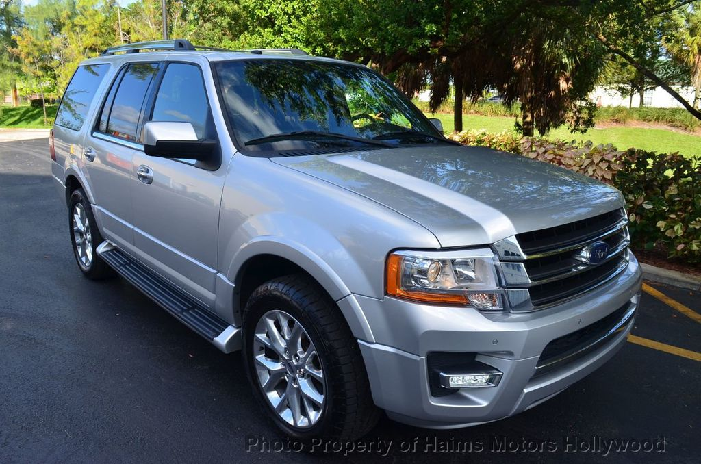 2017 Ford Expedition Limited 4x2 - 18172165 - 1