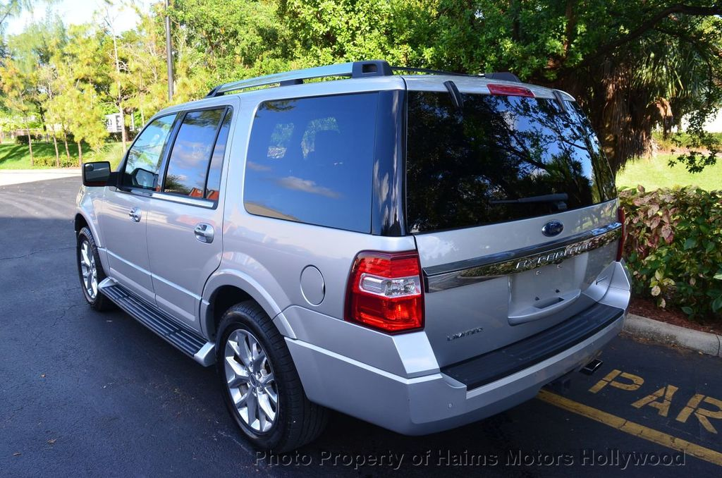 2017 Ford Expedition Limited 4x2 - 18172165 - 6