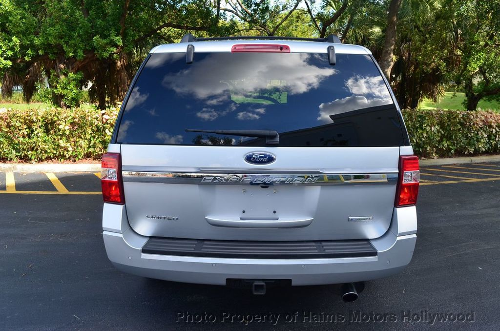 2017 Ford Expedition Limited 4x2 - 18172165 - 7