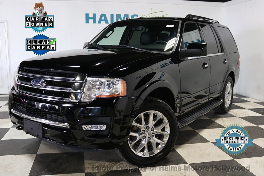 2017 Ford Expedition Limited 4x4 - 18253596 - 0