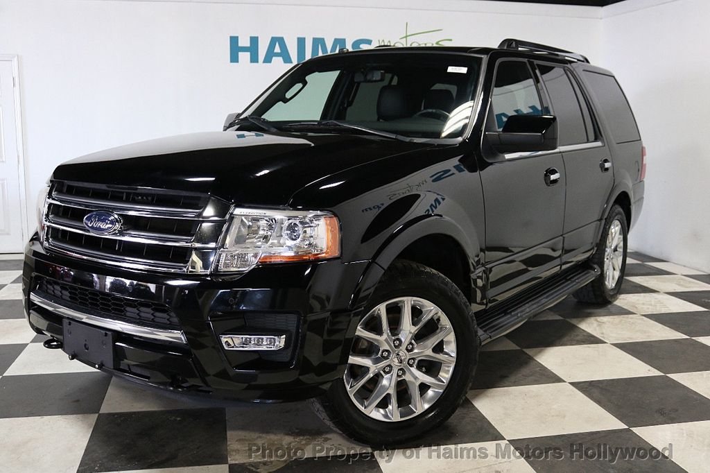 2017 Ford Expedition Limited 4x4 - 18253596 - 1