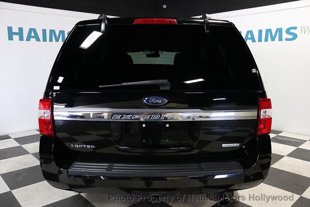 2017 Ford Expedition Limited 4x4 - 18253596 - 5
