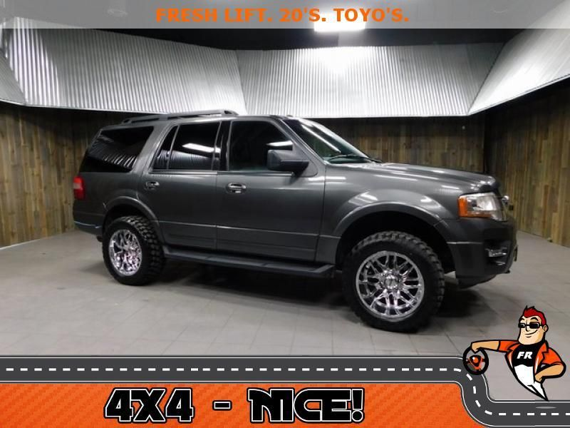 2017 Ford Expedition XLT - 17287385 - 0