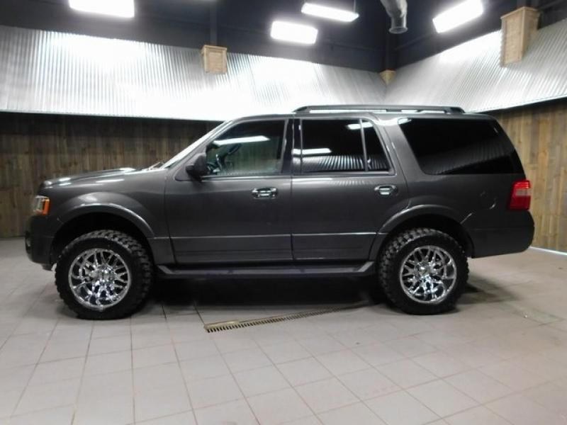 2017 Ford Expedition XLT - 17287385 - 4