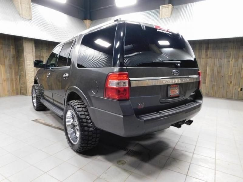 2017 Ford Expedition XLT - 17287385 - 5