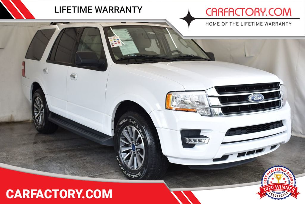 2017 Ford Expedition XLT2 - 18161896 - 0
