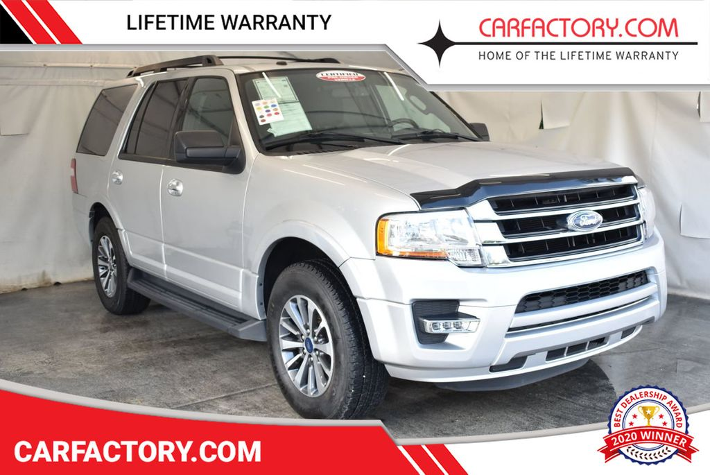 2017 Ford Expedition XLT2 - 18161897 - 0