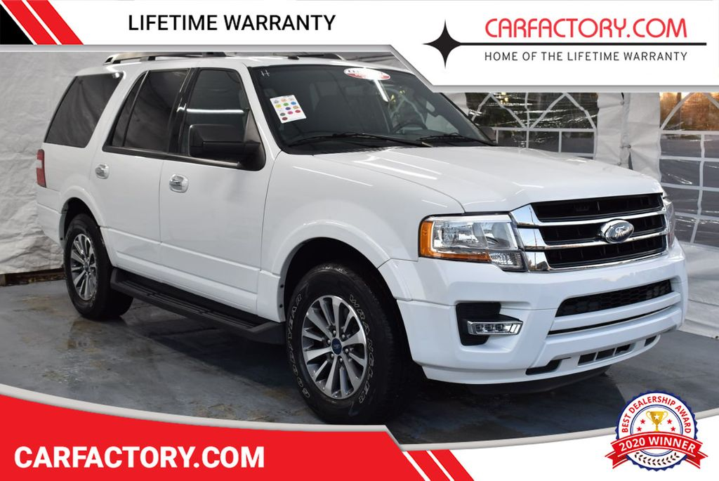 2017 Ford Expedition XLT2 - 18387255 - 0
