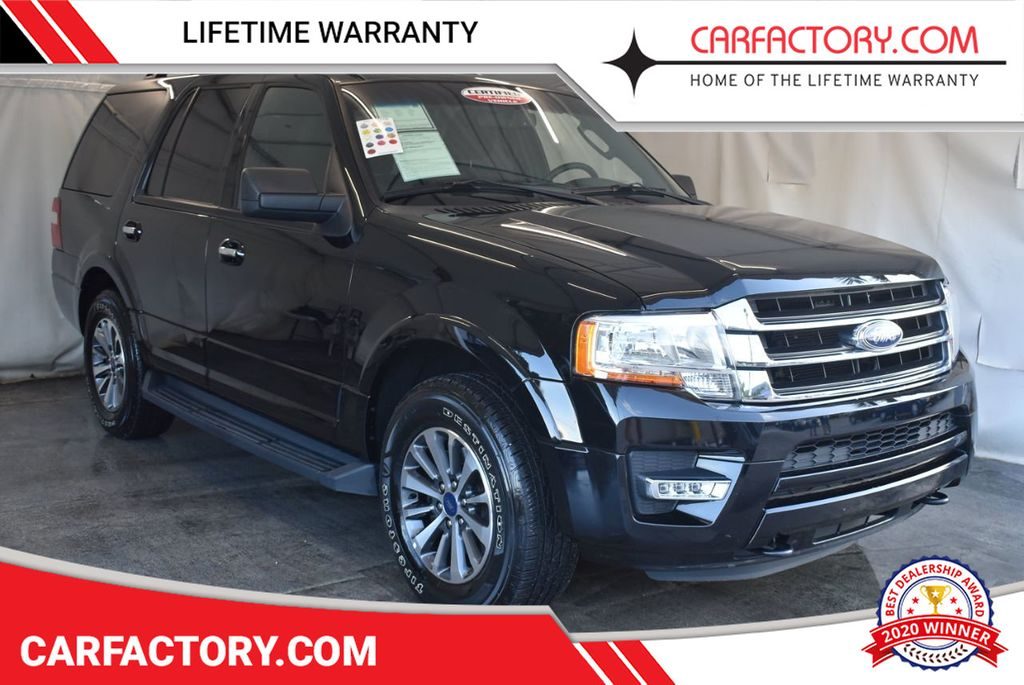 2017 Ford Expedition XLT4 - 18161898 - 0