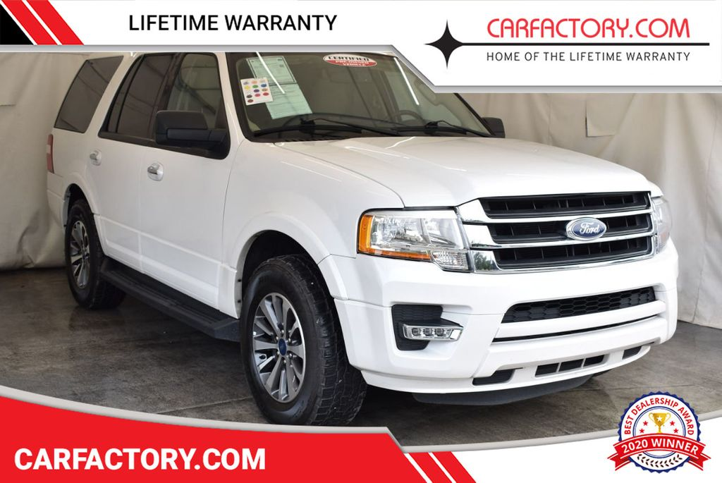 2017 Ford Expedition XLT 4x2 - 18037975 - 0