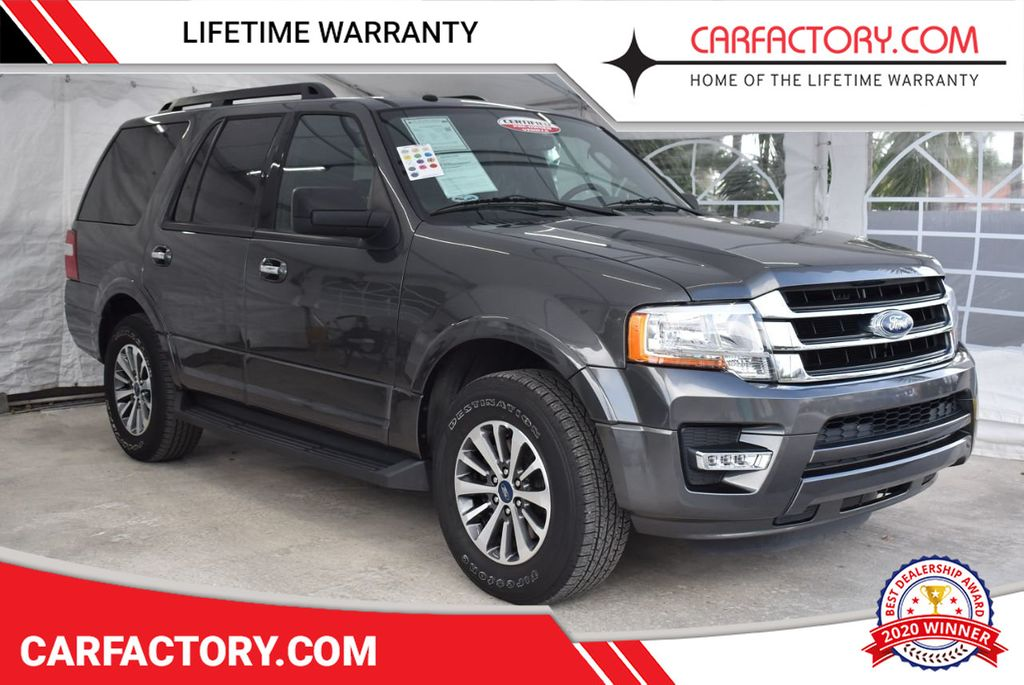 2017 Ford Expedition XLT 4x2 - 18432677 - 0