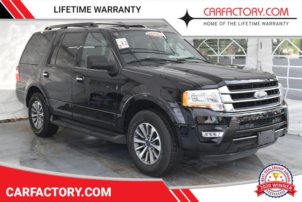 2017 Ford Expedition XLT 4x2 - 18387254 - 0