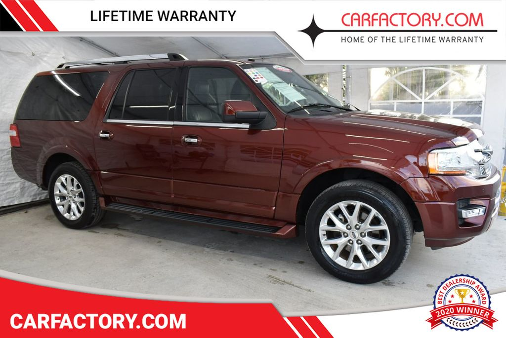 2017 Ford Expedition EL Limited 4x2 - 18689051 - 0