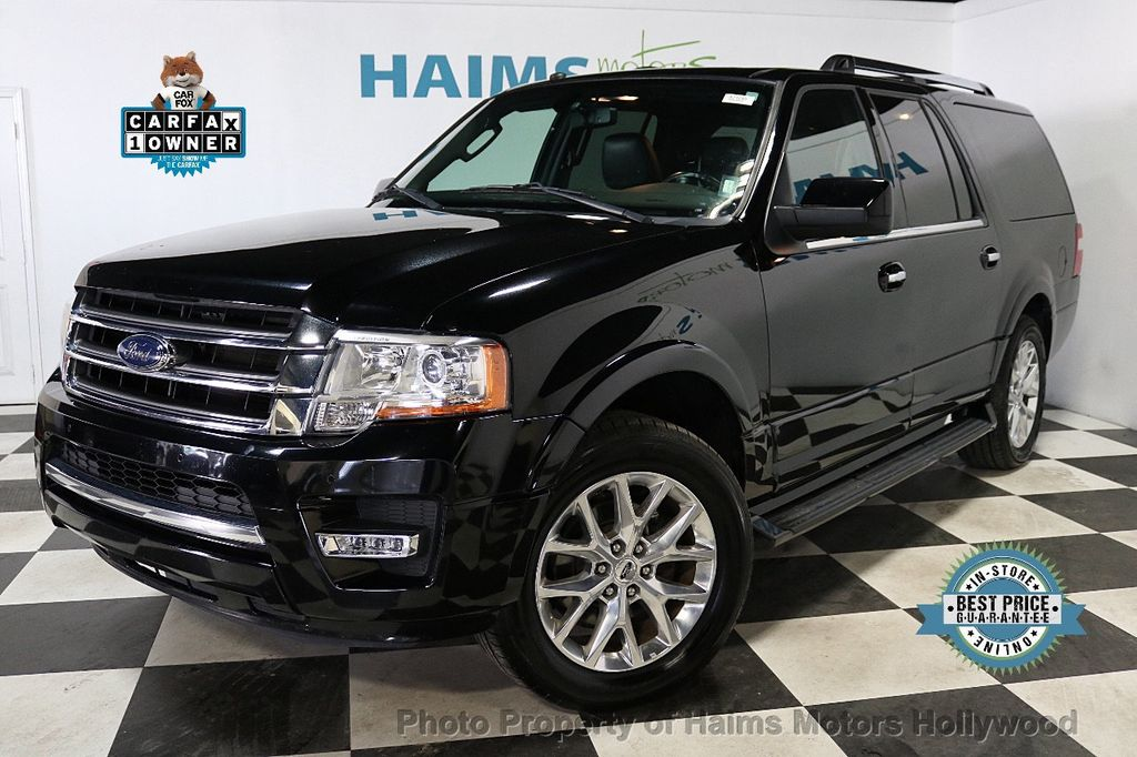 2017 Ford Expedition EL Limited 4x2 - 18602910 - 0