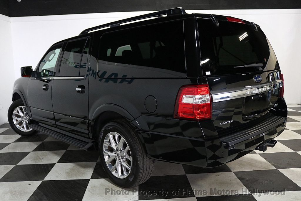 2017 Ford Expedition EL Limited 4x2 - 18602910 - 4