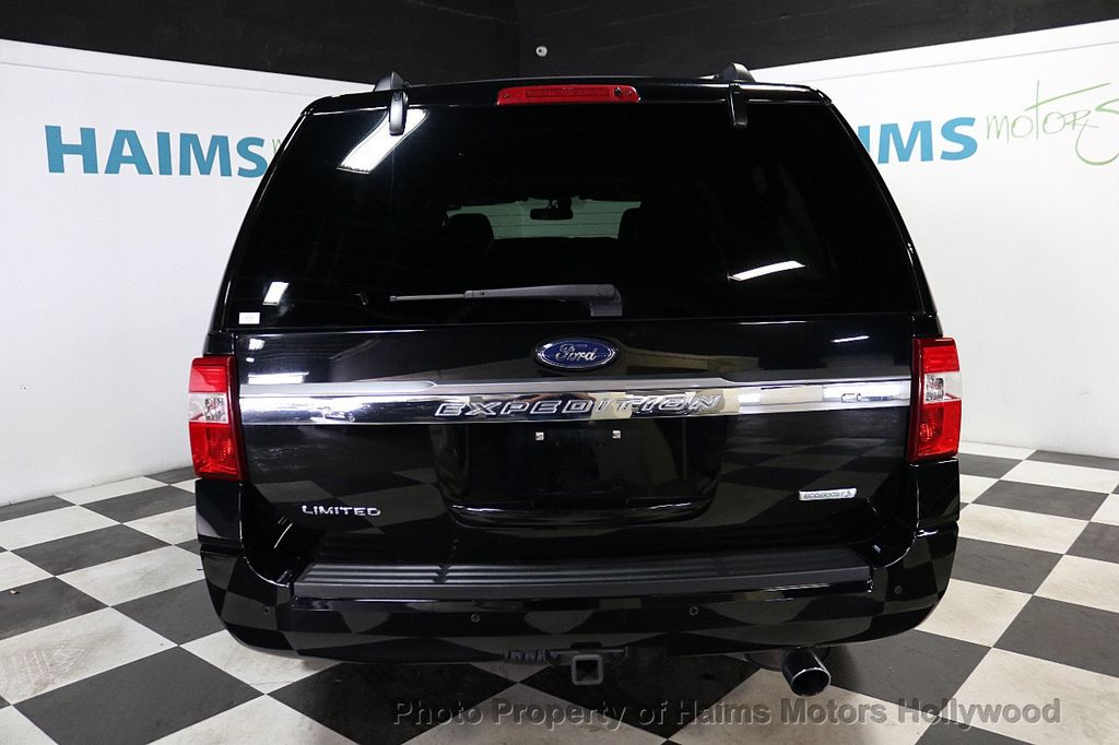 2017 Ford Expedition EL Limited 4x2 - 18602910 - 5