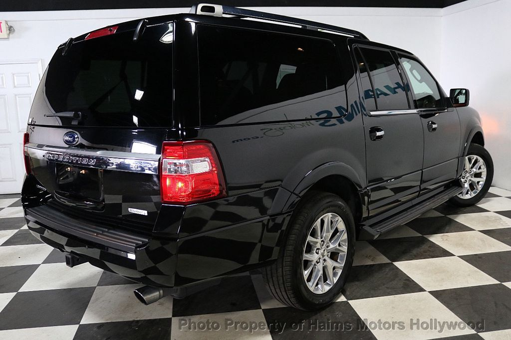 2017 Ford Expedition EL Limited 4x2 - 18602910 - 6