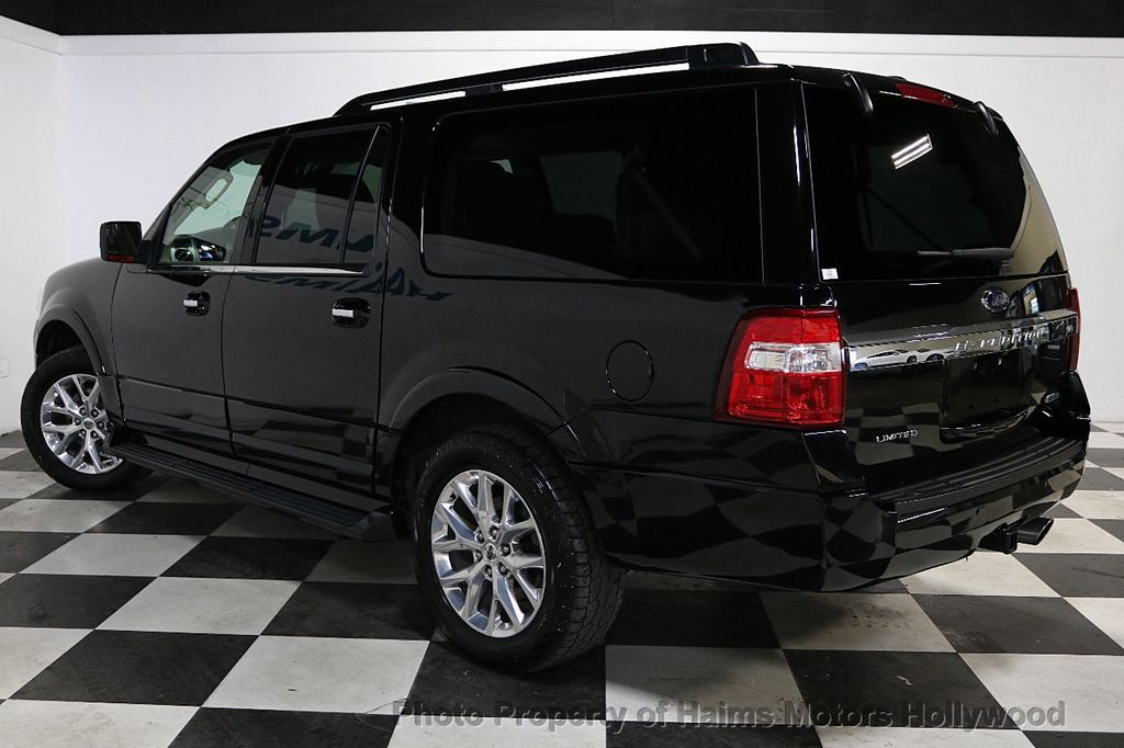 Ford Fort Lauderdale >> 2017 Used Ford Expedition EL Limited 4x4 at Haims Motors ...