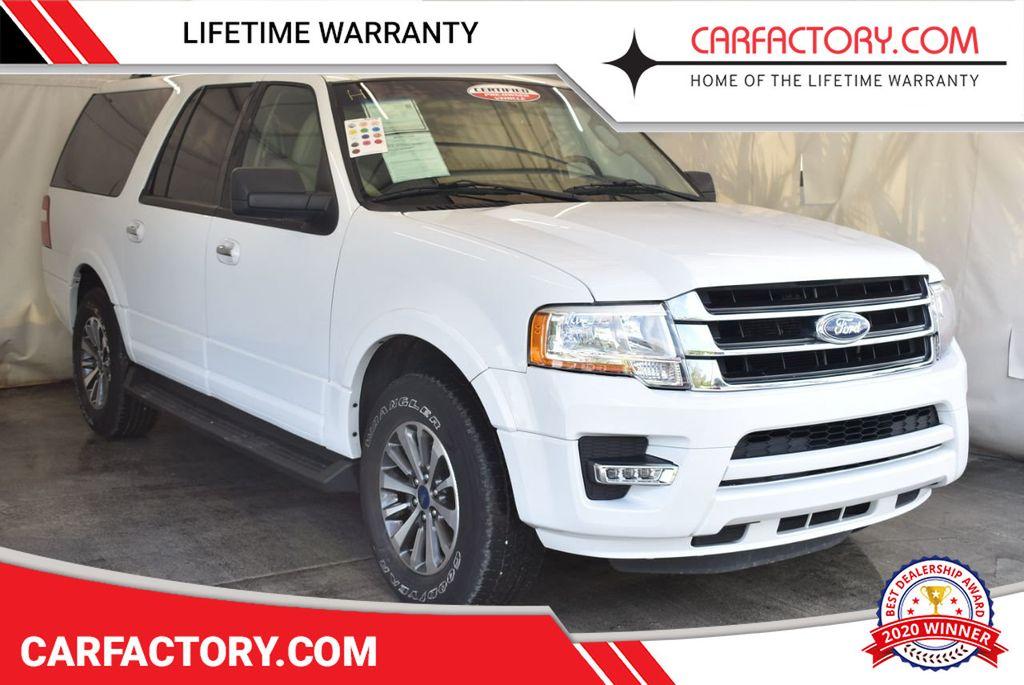 2017 Ford Expedition EL Platinum 4x2 - 18121007 - 0