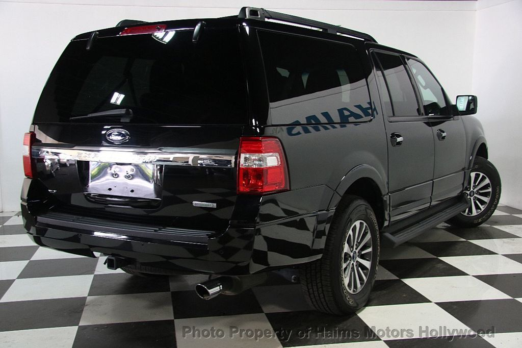 2017 Used Ford Expedition El Xlt 4x2 At Haims Motors Serving Fort Lauderdale Hollywood Miami