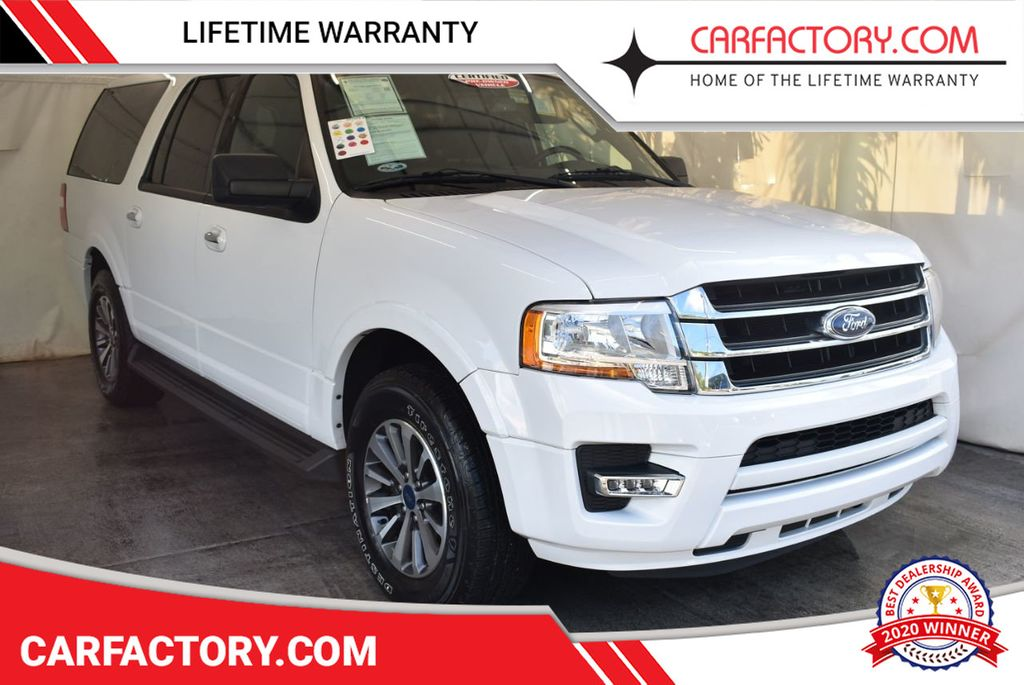 2017 Ford Expedition EL XLT 4x2 - 18121008 - 0