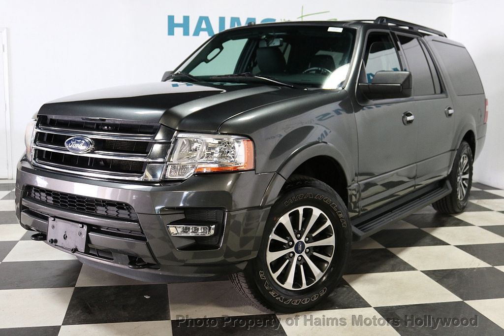 2017 Ford Expedition EL XLT 4x4 - 18062029 - 1