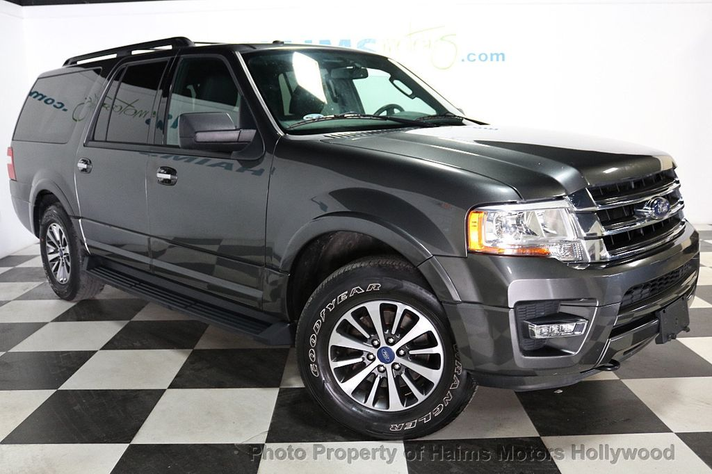 2017 Ford Expedition EL XLT 4x4 - 18062029 - 3