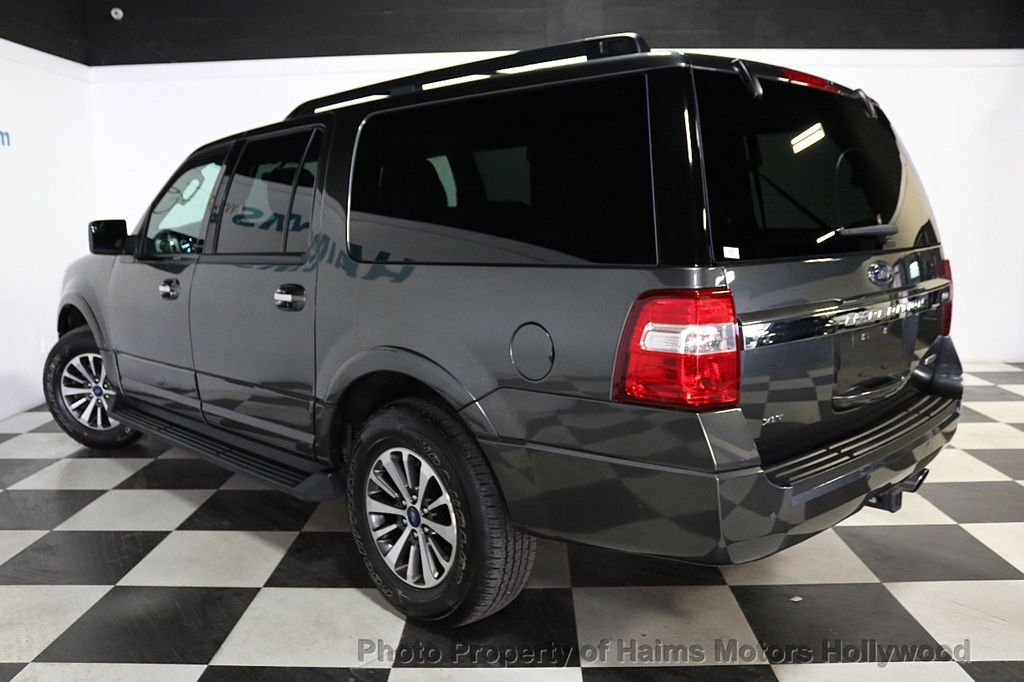 2017 Ford Expedition EL XLT 4x4 - 18062029 - 4