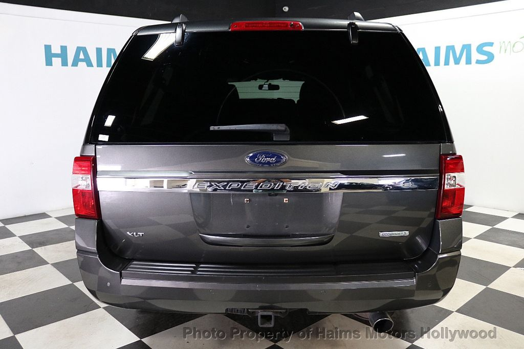 2017 Ford Expedition EL XLT 4x4 - 18062029 - 5