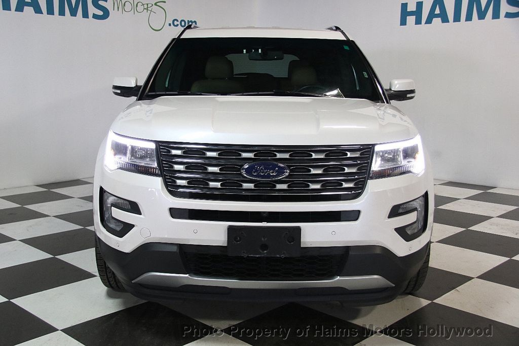 2017 Ford Explorer Limited 4WD - 17156392 - 2