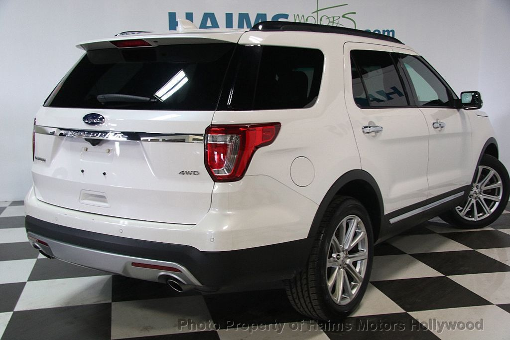 2017 Used Ford Explorer Limited 4WD at Haims Motors Serving Fort